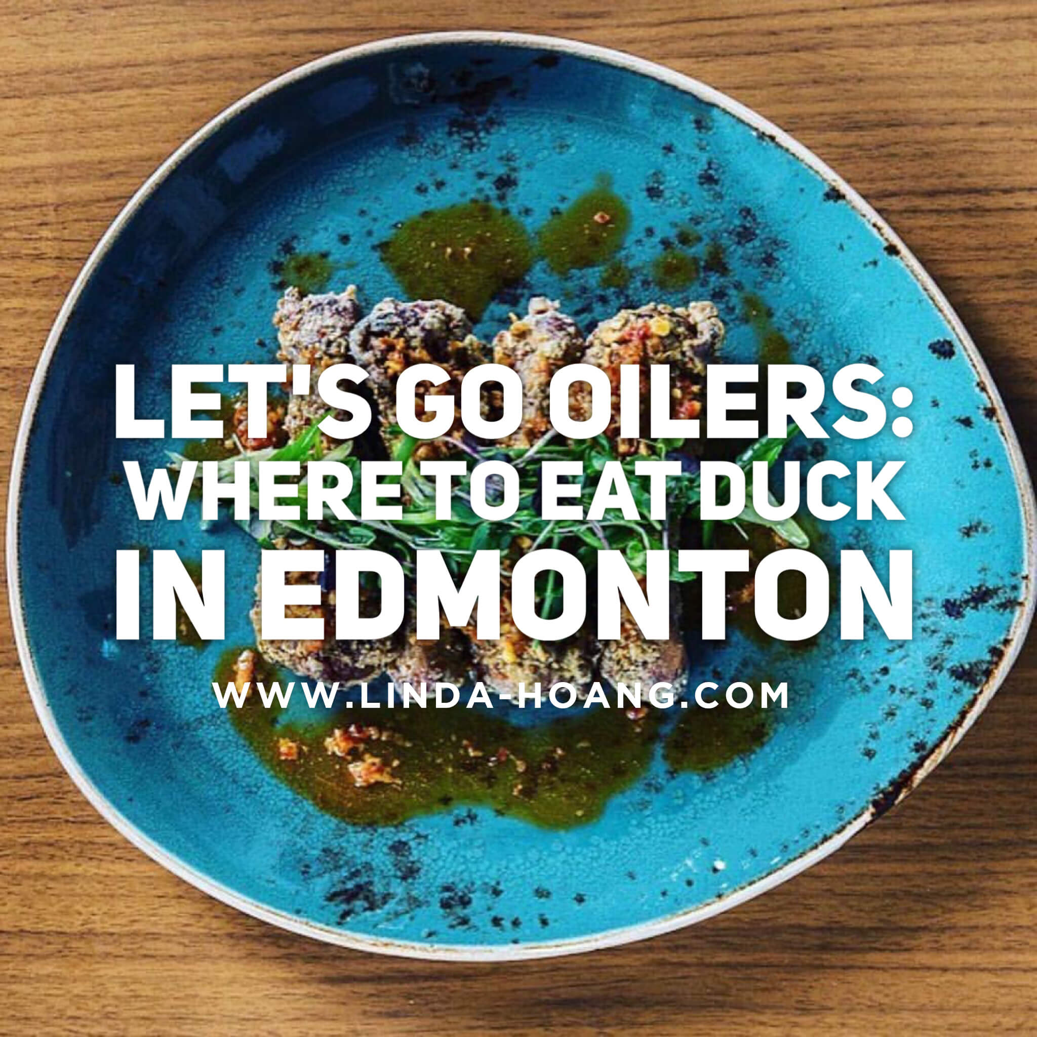 Duck Edmonton Restaurants