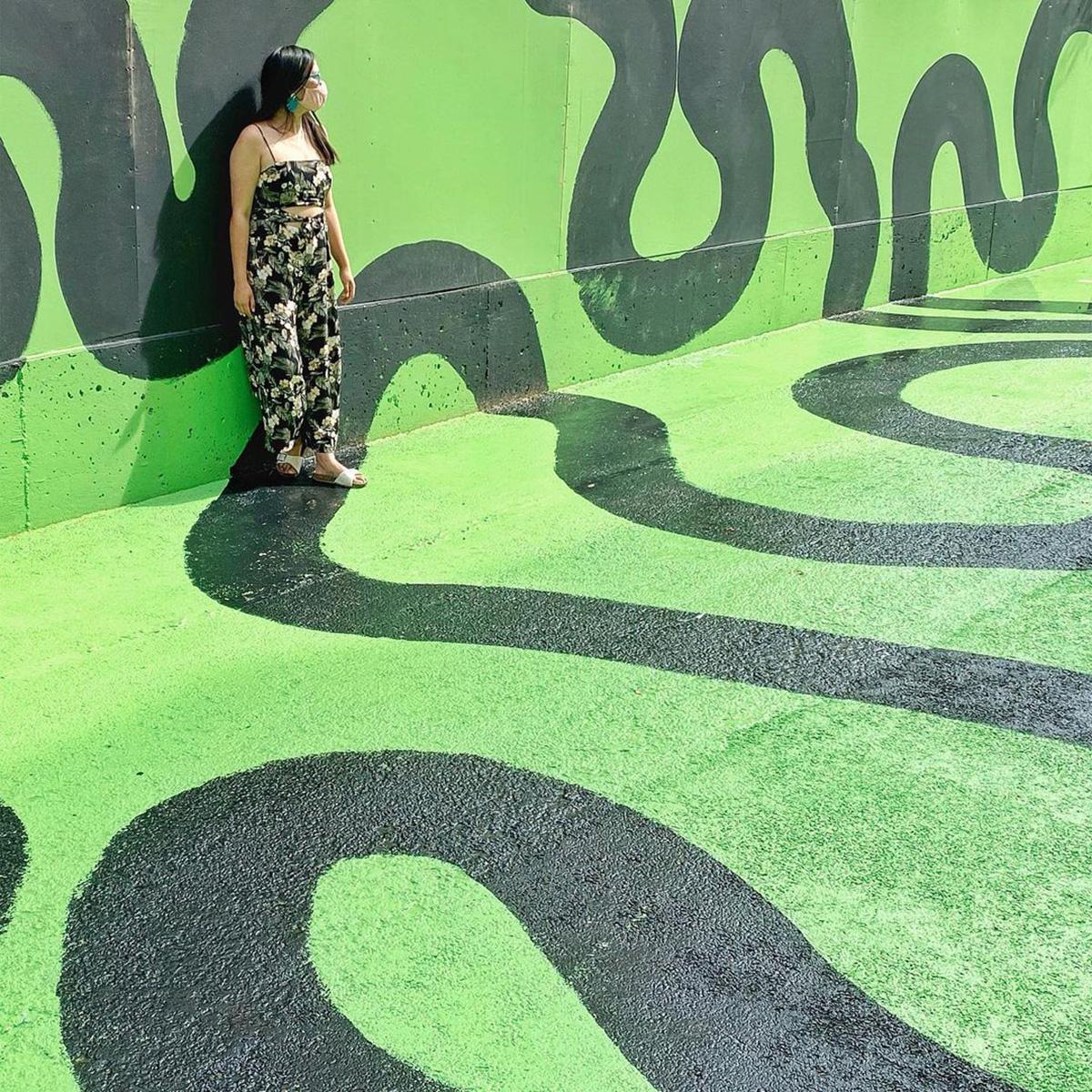 Instagrammable Walls of Edmonton - Explore Edmonton - Murals - Walls - 124 Street - Vignettes
