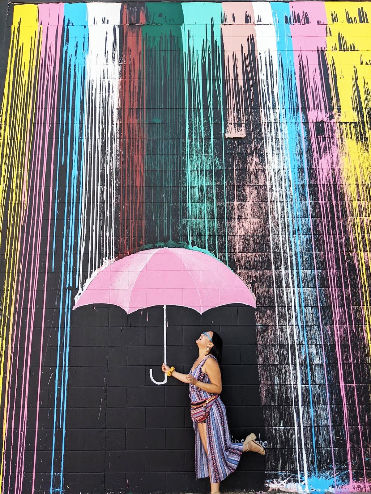 Instagrammable Walls of Edmonton - Explore Edmonton - Murals - Walls - West Edmonton - The Creative Hive