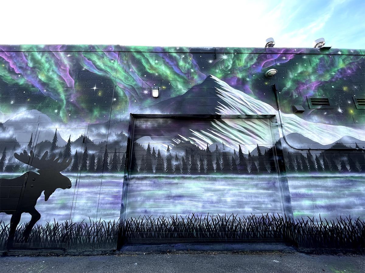 Instagrammable Walls of Edmonton - Explore Edmonton - Murals - Walls - Whyte Ave Old Strathcona - RADO Alley 2