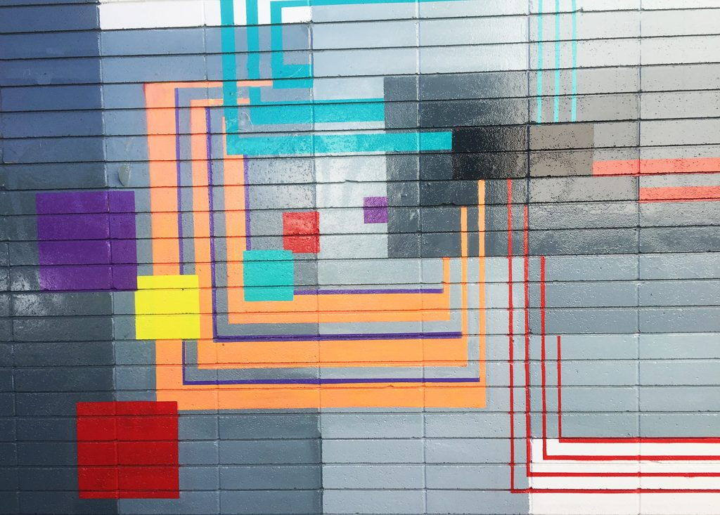 Instagrammable Walls of Edmonton - West Edmonton
