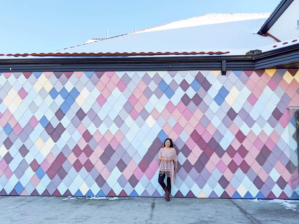 MIDWAY Bar - Edmonton Instagrammable Walls