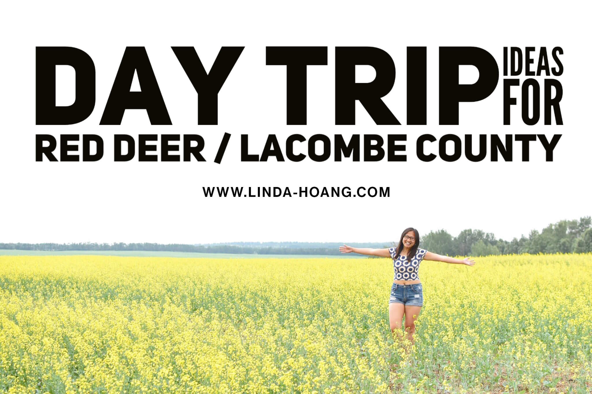 Red Deer Lacombe County Day Trip Explore Alberta
