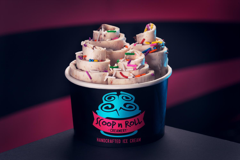 Scoop N Roll Rolled Ice Cream – LINDA HOANG   FOOD TRAVEL ...