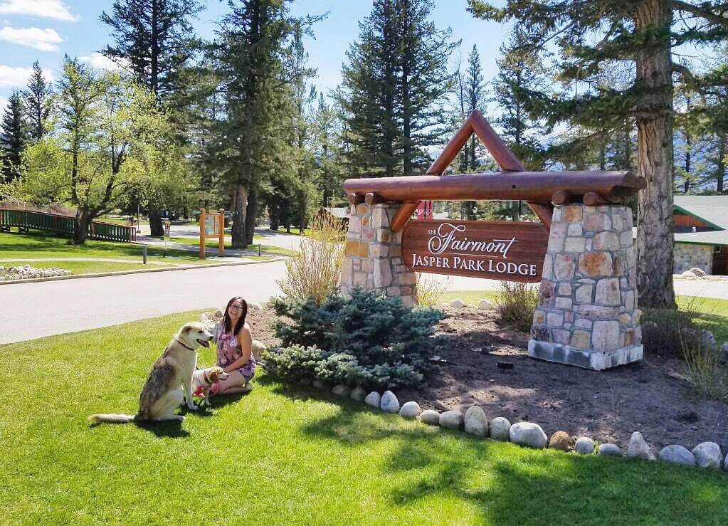 Fairmont Jasper Park Lodge Dog Friendly Hotels Travelling with Pets