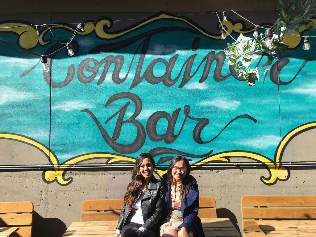 Container Bar Brasserie Kensington Calgary