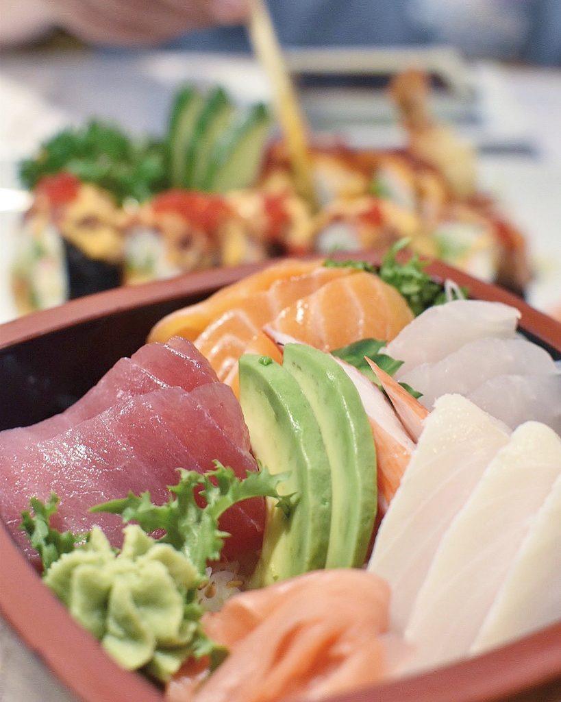 Gonoe Sushi - Toronto - Harbourfront - Japanese Restaurants