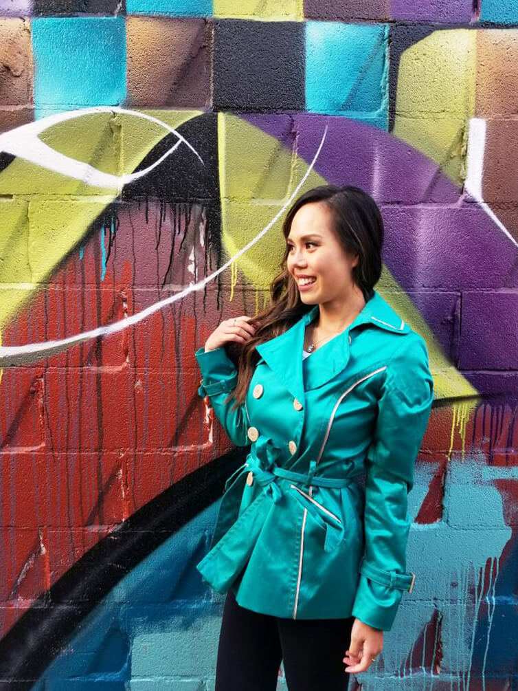 Instagrammable Walls of Calgary - Hillhurst Kensington Graffiti Alley