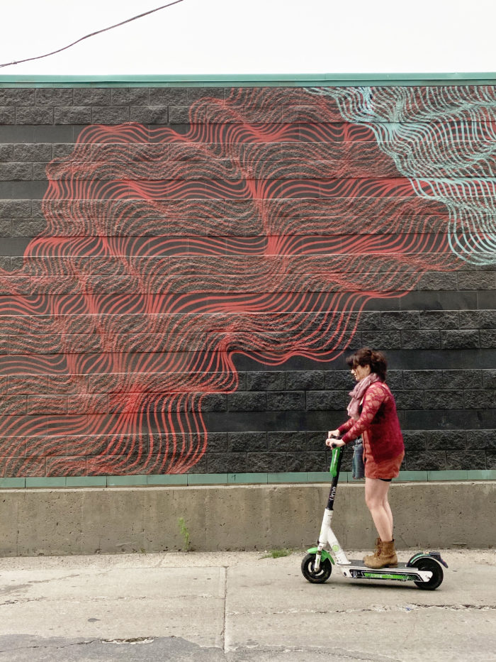 Instagrammable Walls of Calgary - Murals - YYC Beltline Urban Mural Project BUMP Festival - Cassie Suche