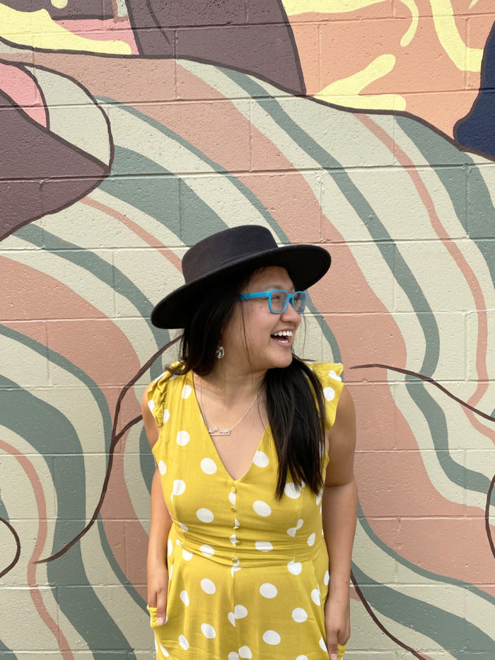 Instagrammable Walls of Calgary - Murals - YYC Beltline Urban Mural Project BUMP Festival - Doras