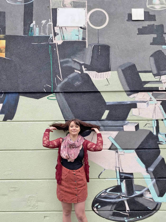 Instagrammable Walls of Calgary - Murals - YYC Beltline Urban Mural Project BUMP Festival - Marcia Harris