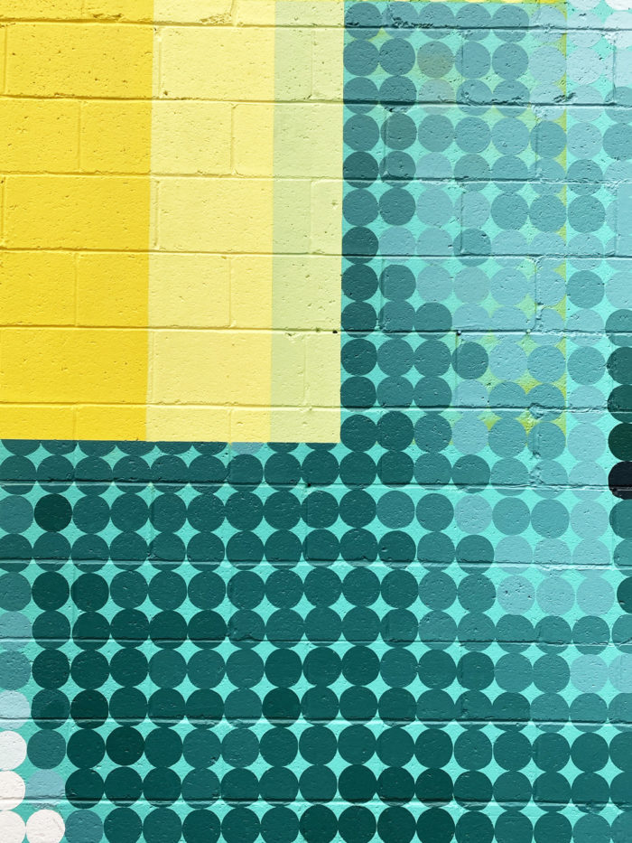 Instagrammable Walls of Calgary - Murals - YYC Beltline Urban Mural Project BUMP Festival - Michelle Hoogveld