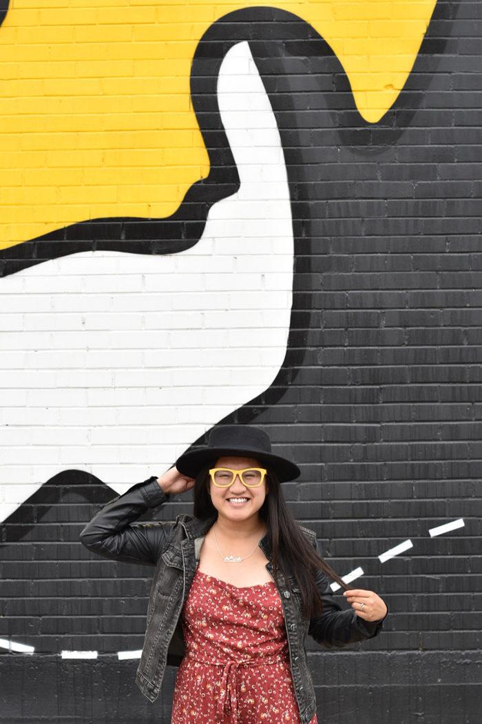 Instagrammable Walls of Calgary - Murals - YYC Beltline Urban Mural Project BUMP Festival - Reza Nik