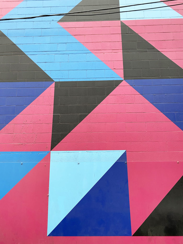 Instagrammable Walls of Calgary - Murals - YYC - Saneal Cameras - BUMP Mural Festival - itsXYZ Rhys Farrell