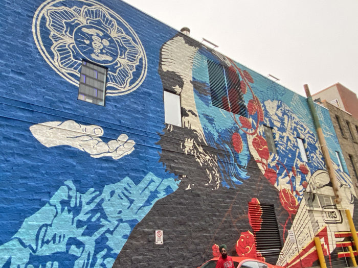 Instagrammable Walls of Calgary - Murals - YYC - Van Charles