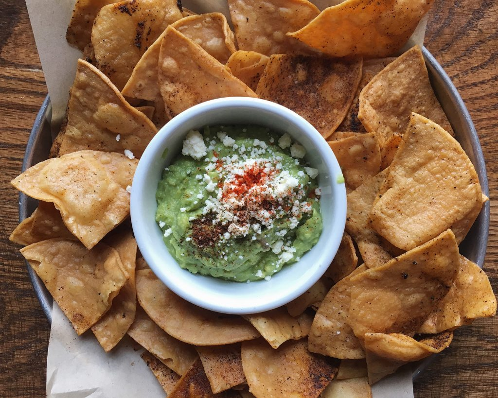 La Carnita Tortilla Chips Mexican Street Food Toronto