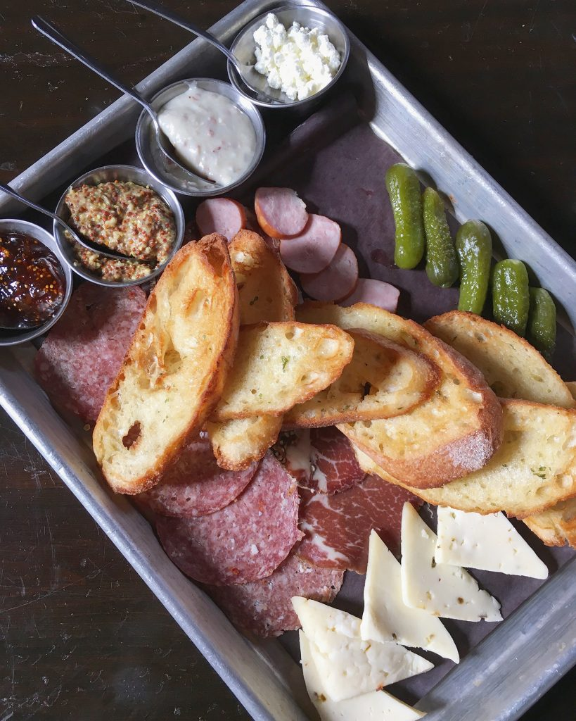 Mill Street Brew Pub Distillery District Charcuterie Brewers Platter