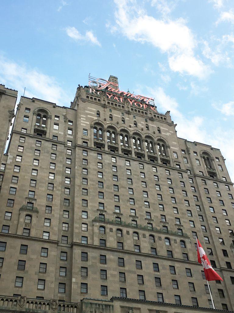 What To Do in Toronto - Fairmont Royal York