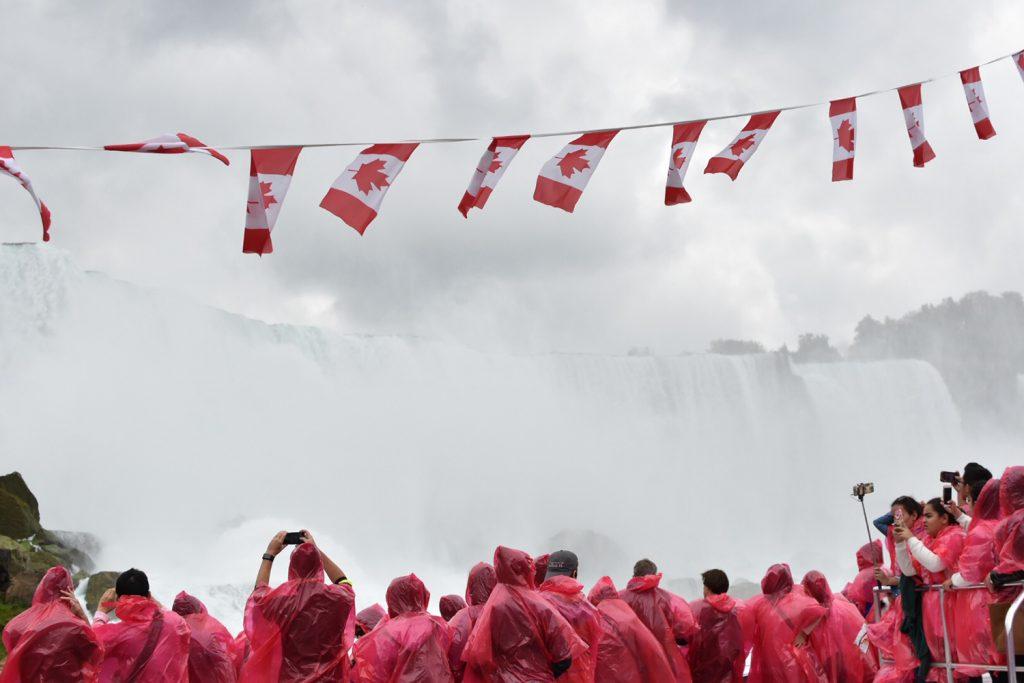 What To Do in Toronto - Niagara Falls Hornblower Cruise