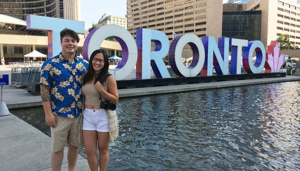 What To Do in Toronto - Toronto Sign