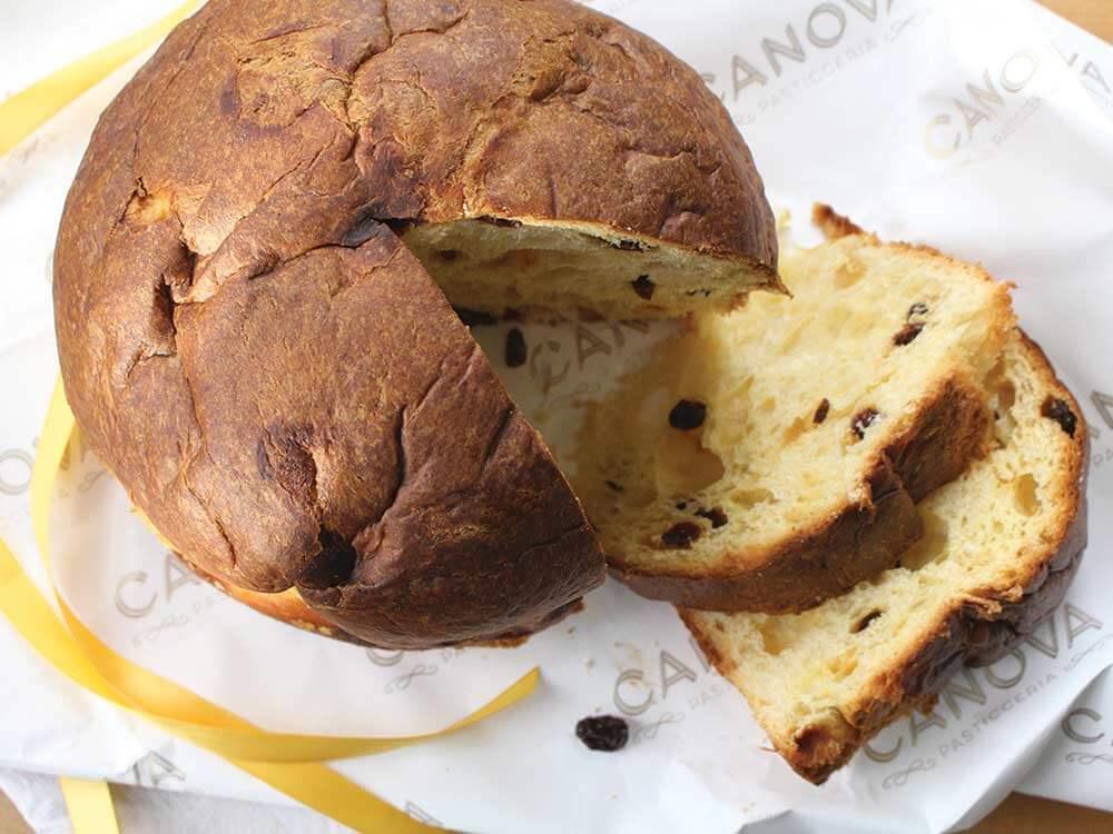 Canova Panettone Edmonton Bakery Italian Bread