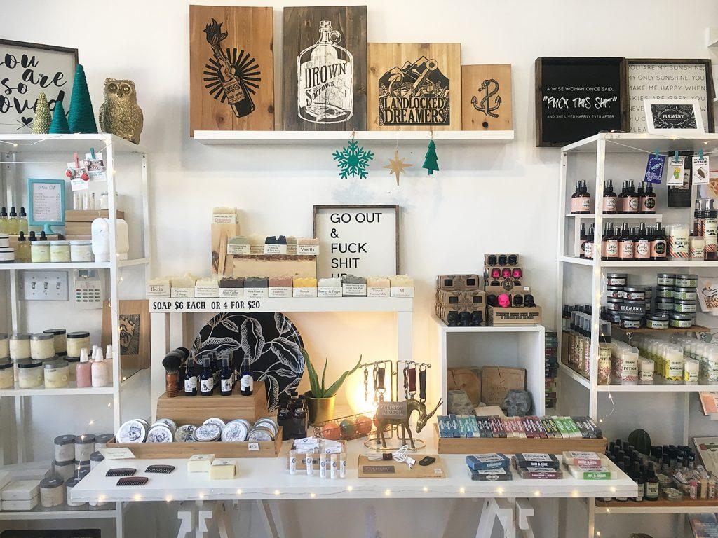 Majesty and Friends - Edmonton Highlands Shop Local