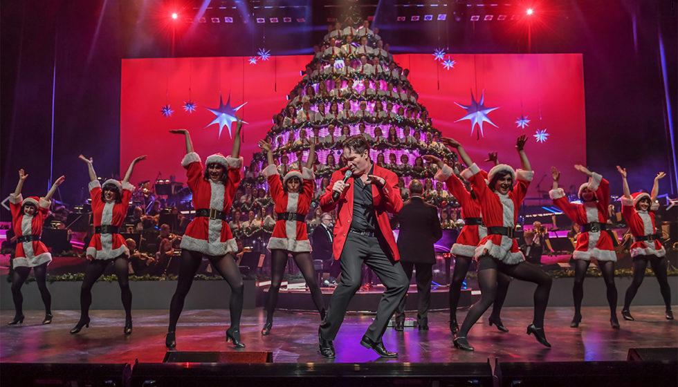 Preview + Giveaway: The Edmonton Singing Christmas Tree