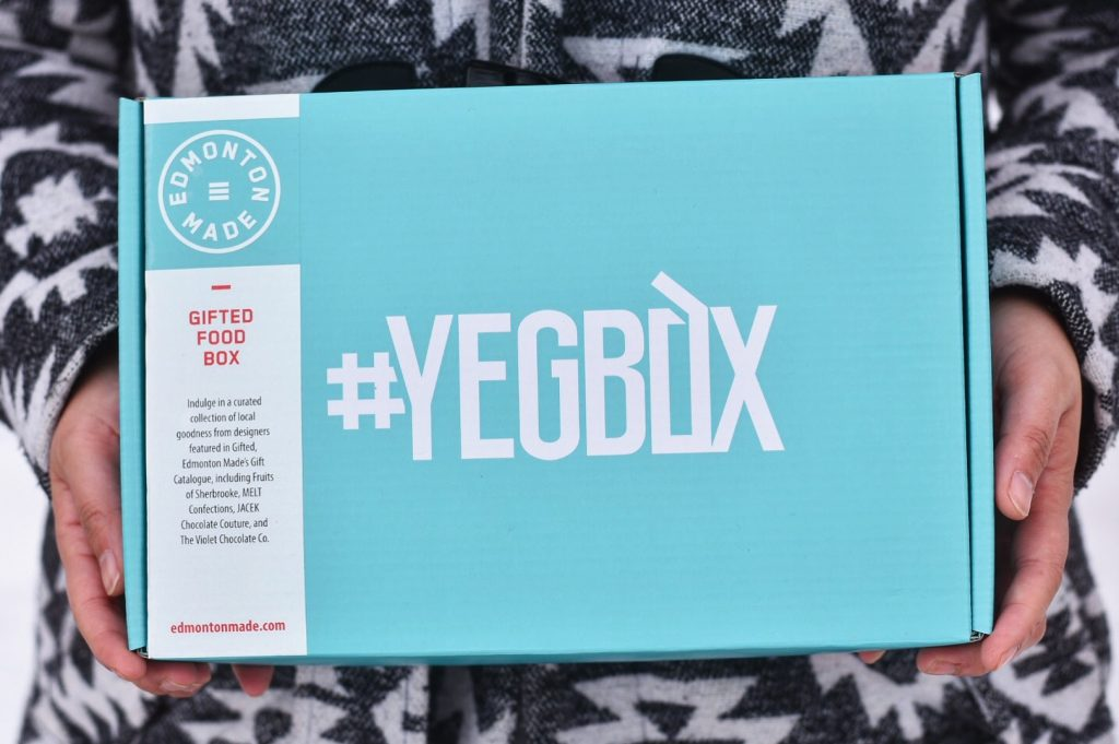 YEG Box Edmonton Made - Local Subscription Box - Food