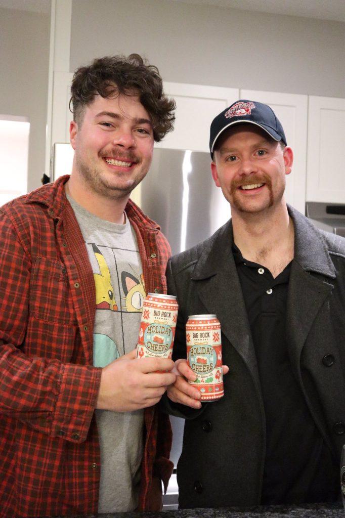 Christmas Beer Advent Calendar Edmonton DIY Holiday Cheers