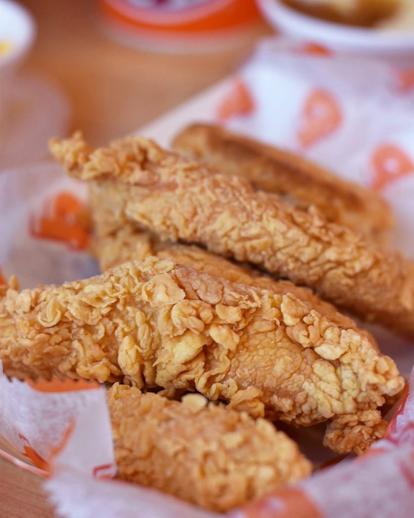 Popeyes Canada - Alberta - Edmonton - Fried Chicken