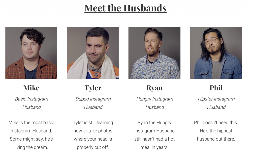 Instagram Husbands Conference
