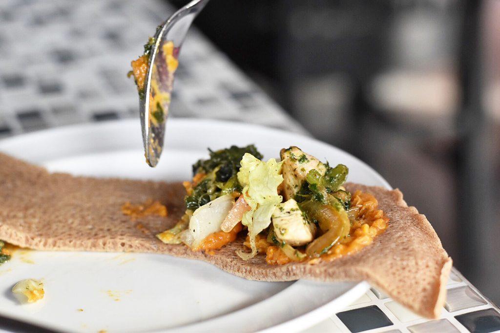 Saviours Cafe and Bistro Ethiopian St Albert Restaurants 12