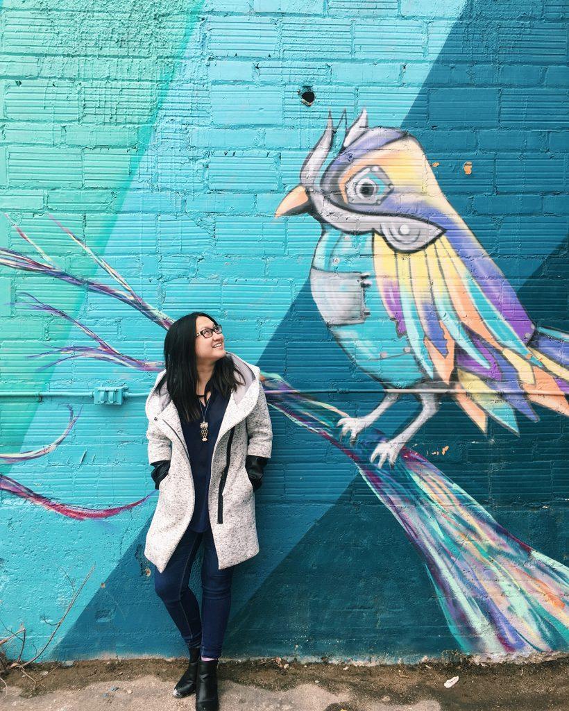 Instagrammable Walls of Saskatoon - Tourism Saskatoon Saskatchewan