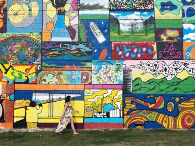 Instagrammable Walls of Edmonton Alberta Avenue