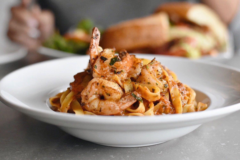 Nuovo Bistro Italian Restaurant 124 Street