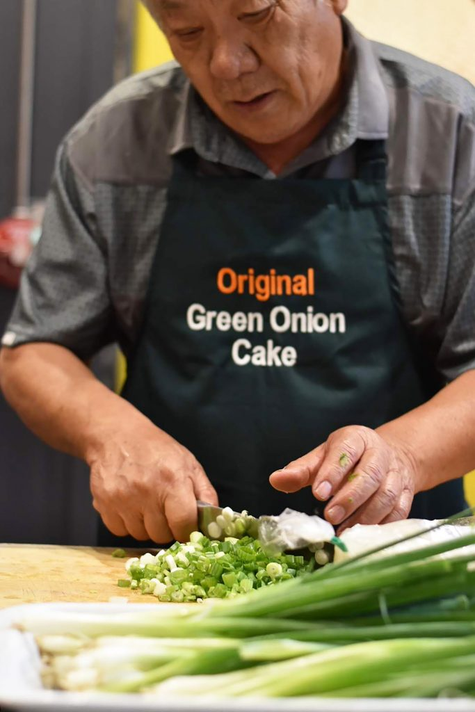Explore Edmonton Siu To Green Onion Cakes Cooking Class Get Cooking