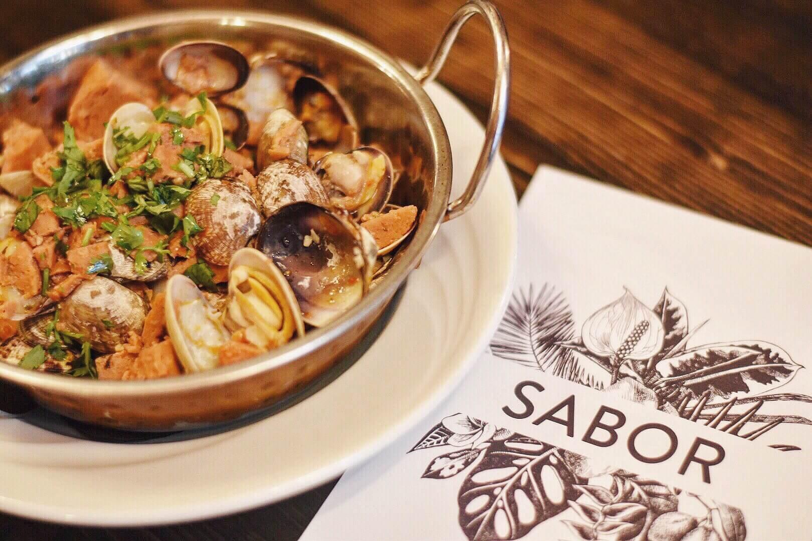 SABOR Seafood Festival Edmonton