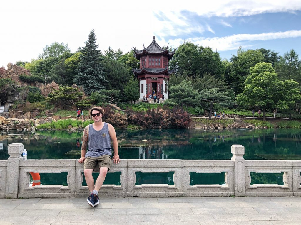 What to do in Montreal - Montreal Travel - Quebec - Tourism - Montreal Botanical Garden
