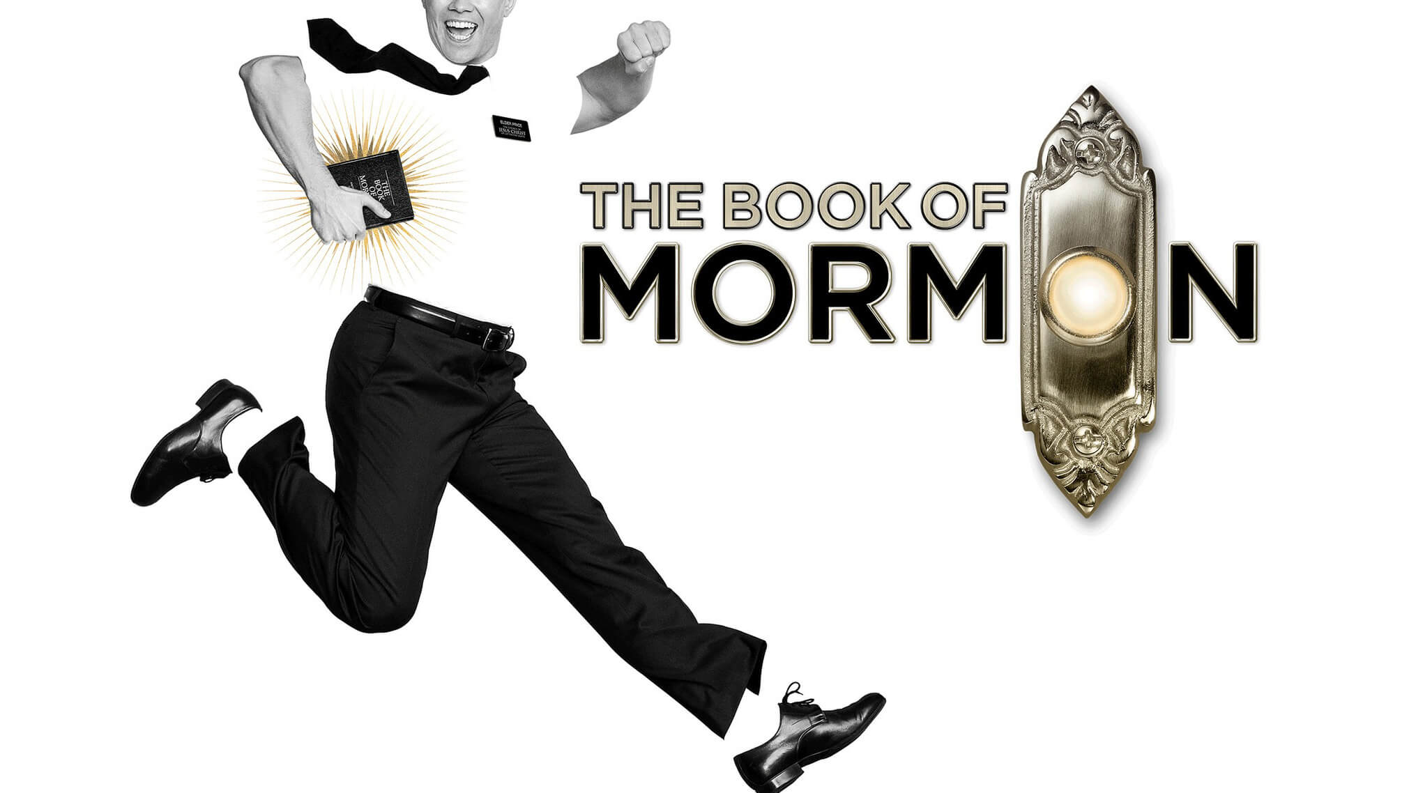 Broadway Across Canada The Book of Mormon Edmonton