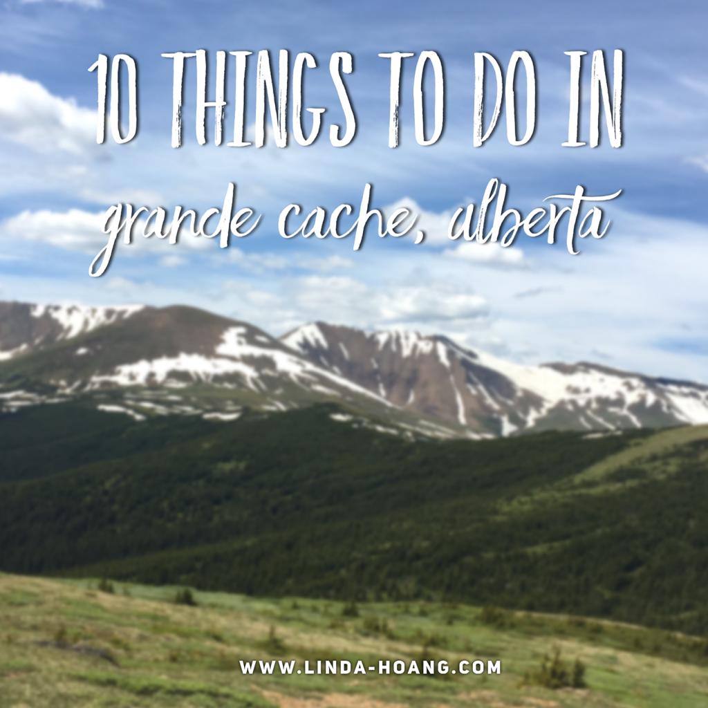 Grande Cache Explore Alberta Travel