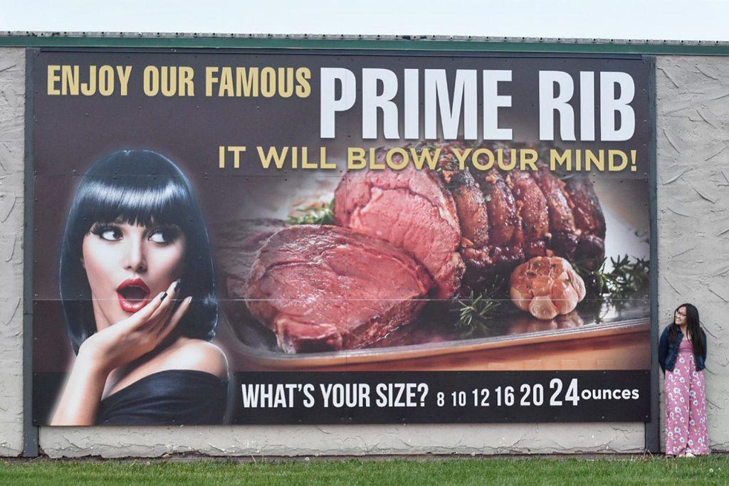 Grande Cache Explore Alberta Travel Famous Prime Rib
