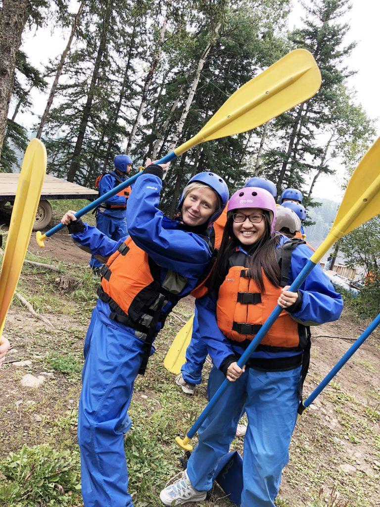 Grande Cache Explore Alberta Travel White Water Rafting