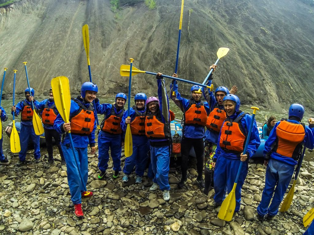 Grande Cache Explore Alberta White Water Rafting Travel