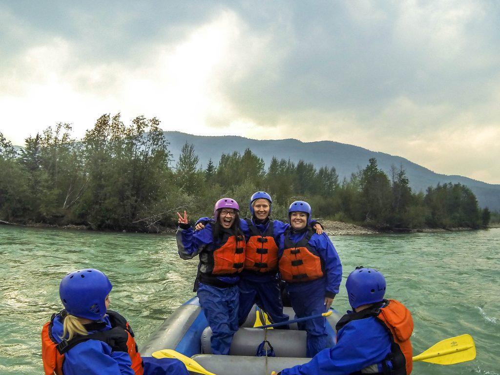 Grande Cache Explore Alberta White Water Rafting
