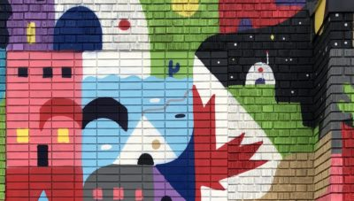 Instagrammable Walls of Edmonton Photo Walk Downtown Explore Edmonton