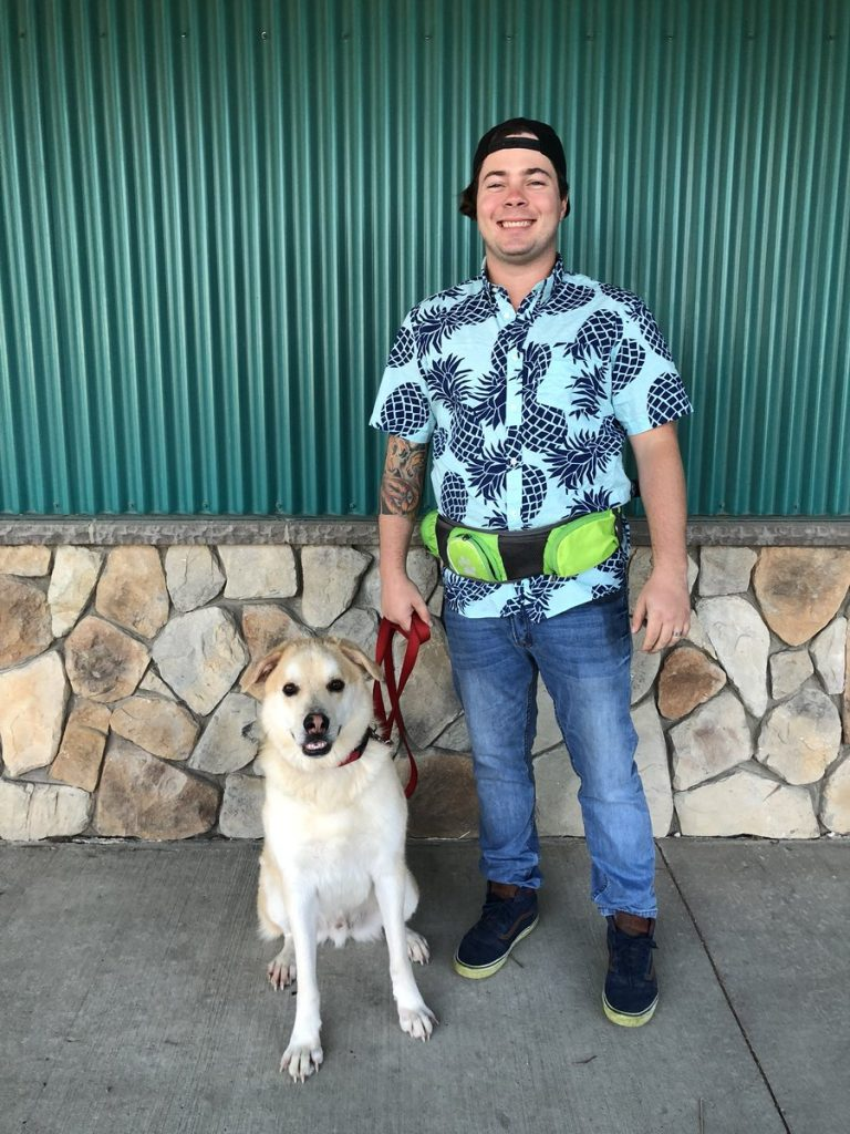 Edmonton Humane Society Leash Reactivity Dog Training Group Classes