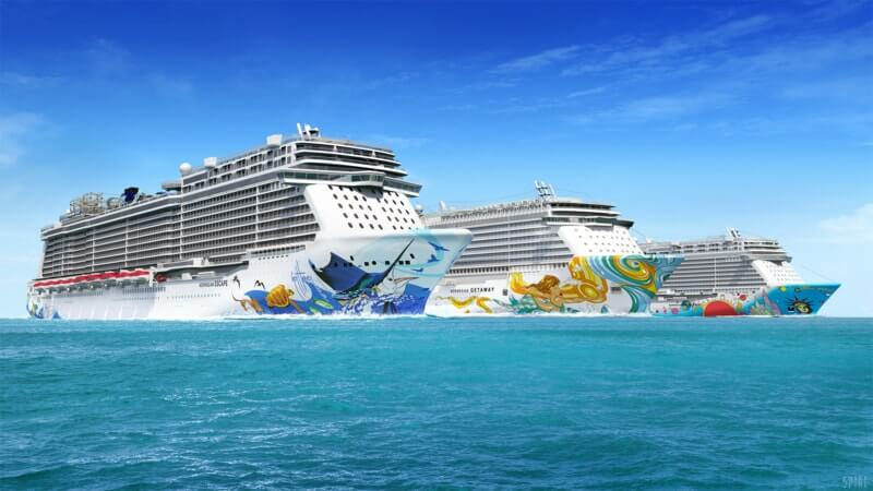 Norwegian Cruise Line NCL Travel Guide to Cruising