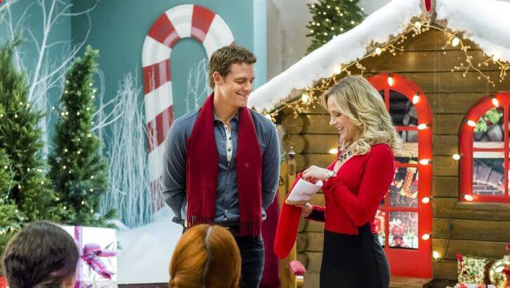 Charming Christmas TELUS Optik TV