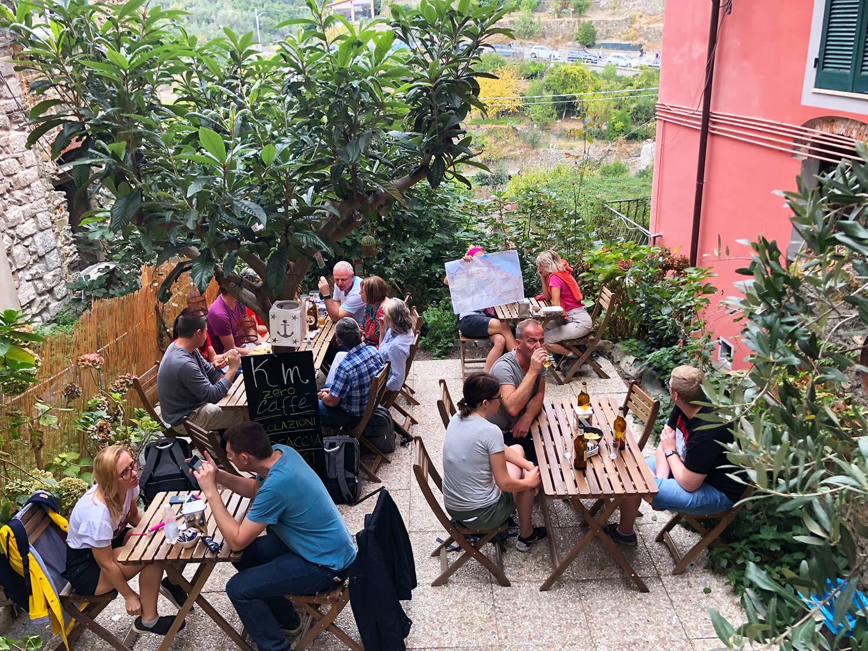Riomaggiore Cinque Terre Italy Five Villages Travel