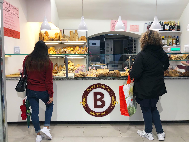 La Spezia Bakery Cinque Terre Italy Food Travel